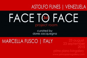 FACE TO FACE invitation