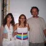 Gabriela Morawetz e Pancho Quilici