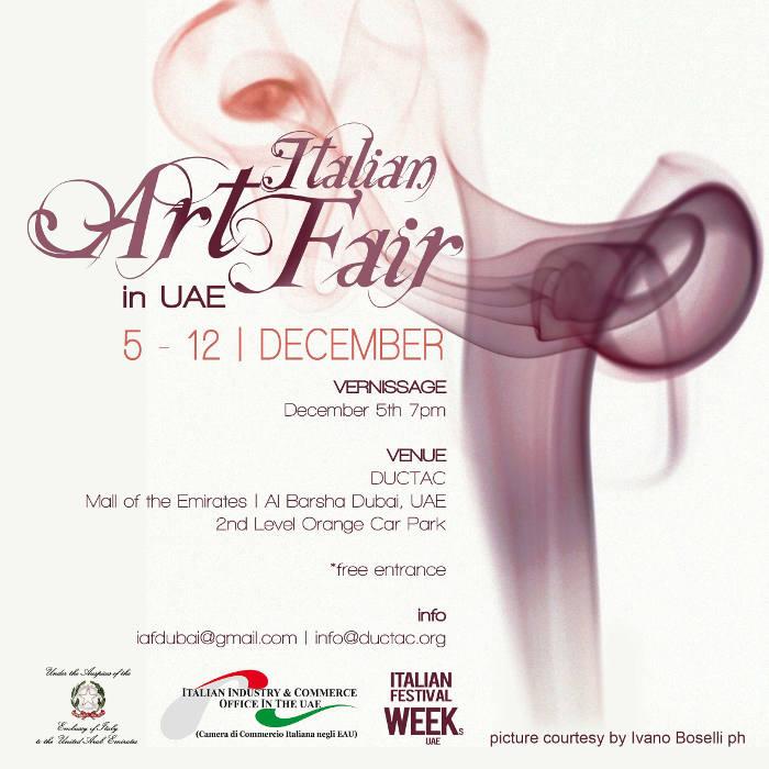Italian Art Fair Dubai