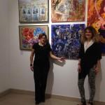 Dores Sacquegna & Asli Kutluay