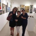 Francesca Renda, Gina Affinito, Dores Sacquegna